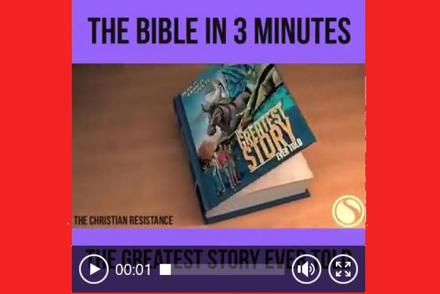 The Bible in 3 Minutes