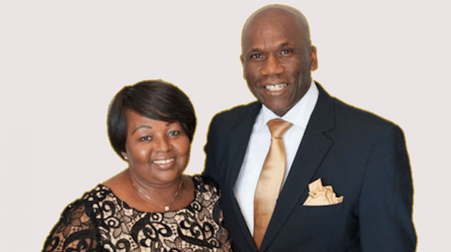 Bishop Tedroy & Minister Alyne Powell